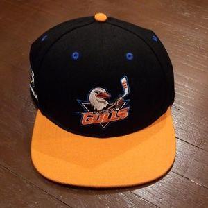 San Diego Gulls Mighty Ducks Night Snapback